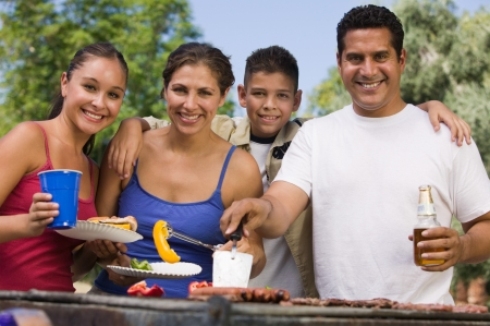 Family Picnic Stock Photo - 5412272