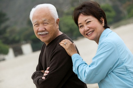Middle-Aged Couple Stock Photo - 5412334