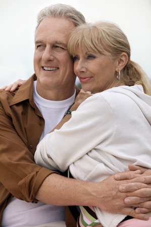 Middle-Aged Couple Stock Photo - 5412359
