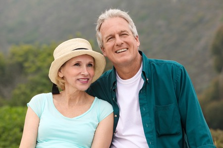 Middle-Aged Couple Stock Photo - 5404506