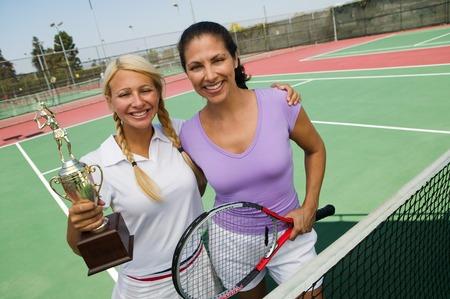 Tennis Players Stock Photo - 5419888