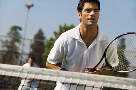 raqueta de tenis: Los jugadores de tenis LANG_EVOIMAGES