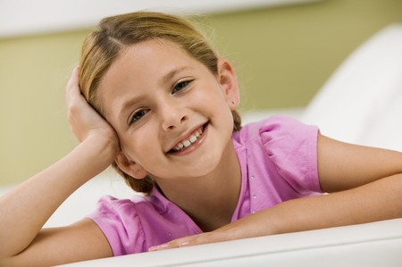 Smiling Girl Stock Photo - 5428267