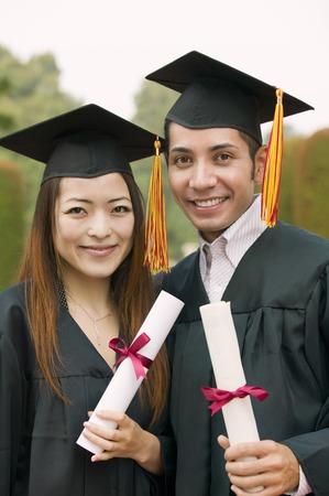 alumnae: Graduates Holding Diplomas
