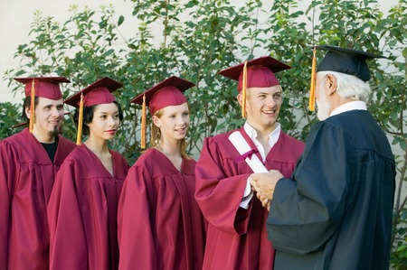 Graduation Ceremony Stock Photo - 5428492
