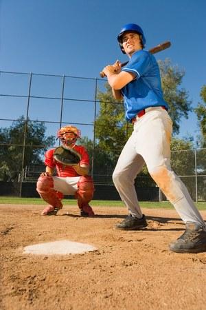 baseball catcher: Baseball Game