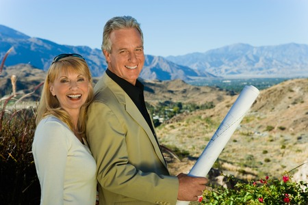 Land Developers Stock Photo - 5436119