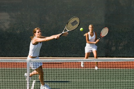 doubles: Dobles Player conecta rev�s