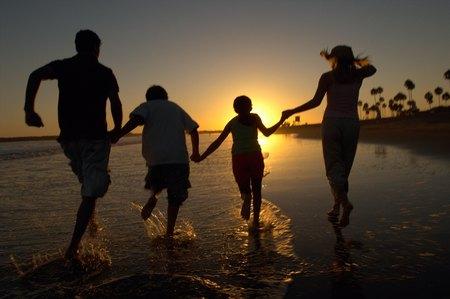 vacancier: Vacances familiales