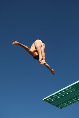 Diver Stock Photo - 5404470