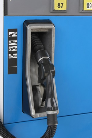 Fuel Pump at Gas Station Stock Photo - 5438394