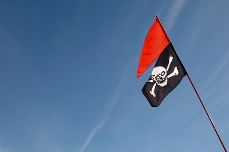 Jolly Roger Stock Photo - 5449564