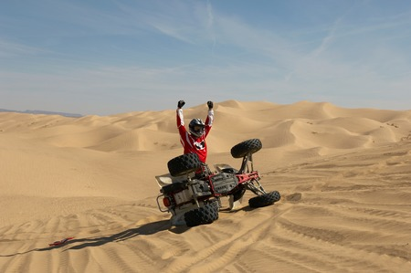 mishap: Four Wheeler Riding LANG_EVOIMAGES