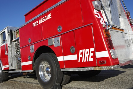 Fire Truck Stock Photo - 5460012