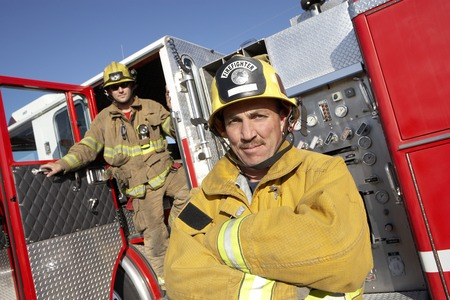 Fire Fighters Stock Photo - 5460015
