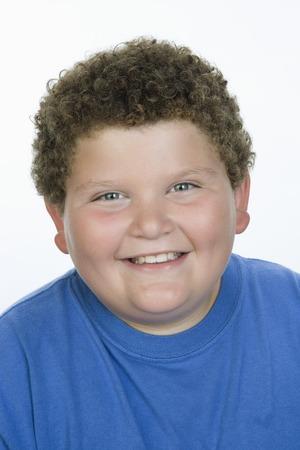 Smiling Pre-Teen Boy Stock Photo - 5460336