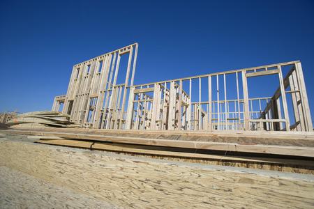 House construction Stock Photo - 5475455