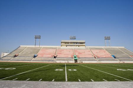 campo di calcio: Terra di Football americano