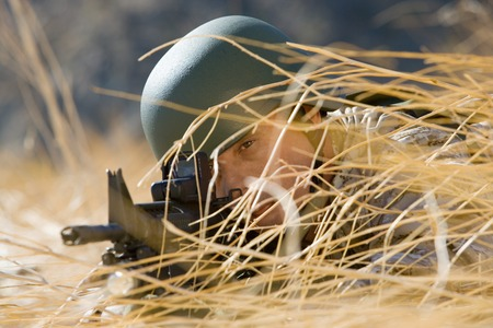 Soldier Stock Photo - 5476421