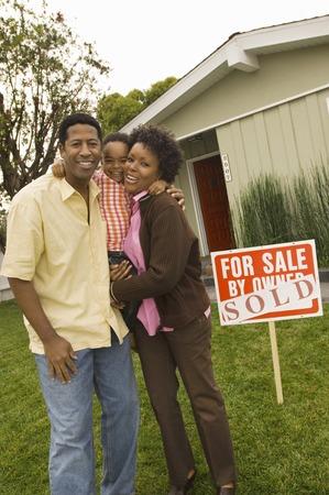 New Homeowners Stock Photo - 5476433