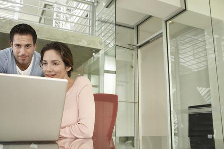 relaciones laborales: Empresarios en la reunión