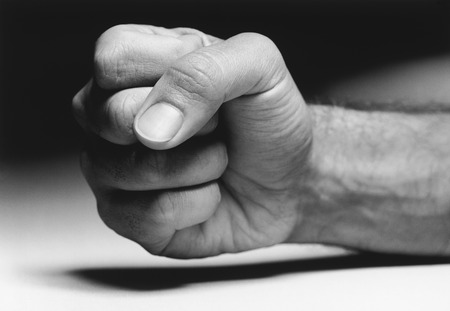 Fist Stock Photo - 5487504