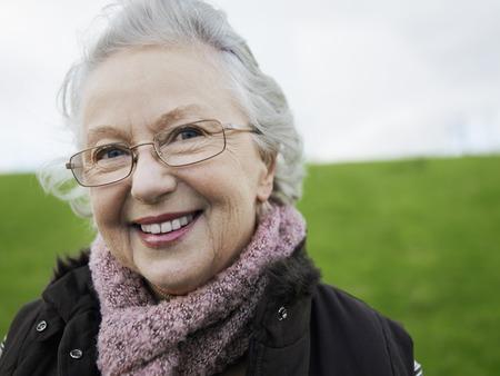 only mature women: Senior Woman LANG_EVOIMAGES