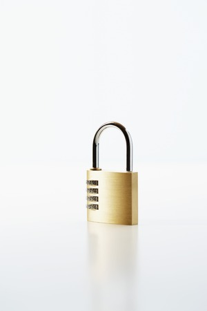 Combination Padlock Stock Photo - 5487761