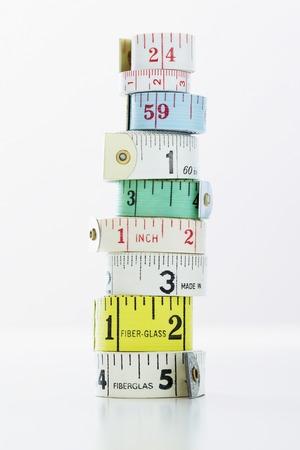 silhouettable: Rotoli di nastro di misura