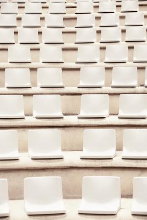 no kw 1: Empty Auditorium