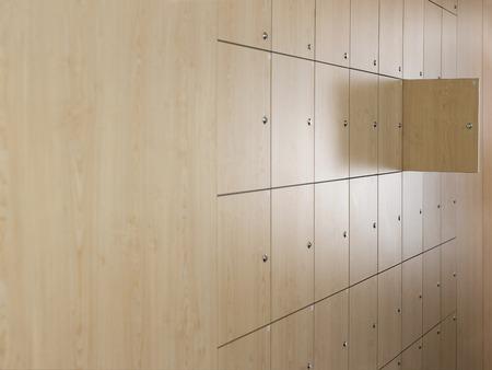 room: Locker Room