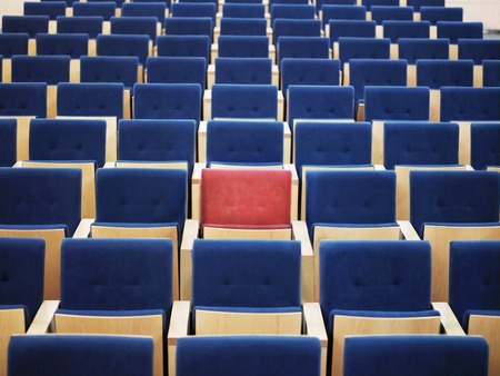 nonconformity: One Red Seat