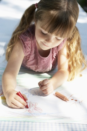 kw: Girl Coloring