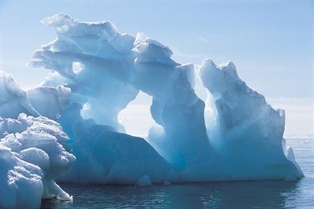 Iceberg and water Stock Photo - 8844703