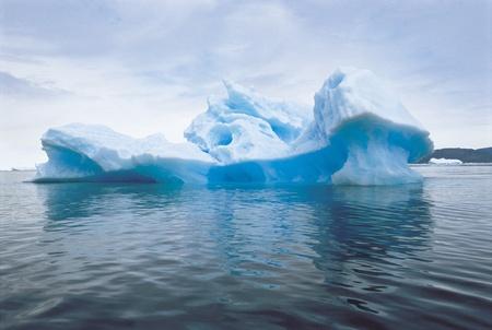 Iceberg and water Stock Photo - 8844708