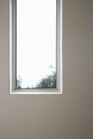 House interior view of elongated window Stock Photo - 8844917