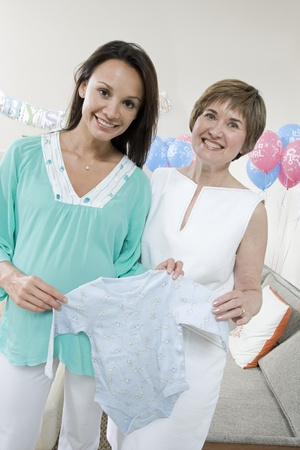 daughter in law: Women at a Baby Shower