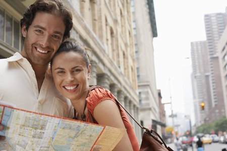 Tourist Couple Stock Photo - 12513976