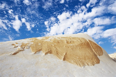 Eroding Landform Stock Photo - 12514018