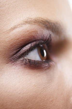 Womans Eye Stock Photo - 12514045