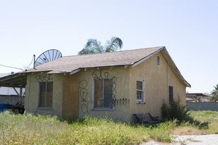 Abandoned House Stock Photo - 12548140