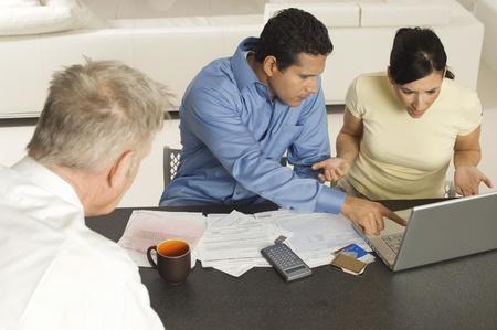 ontbering: Accountant Werken met Couple