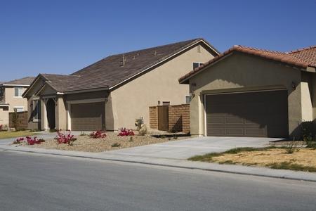 Houses in New Development Stock Photo - 12548454