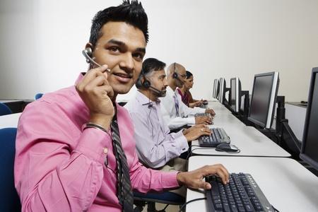 reps: Servicio al Cliente Rep en Call Center