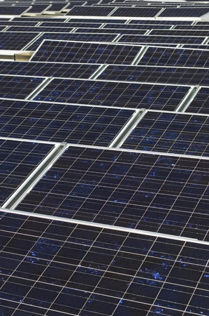 Solar Panels Stock Photo - 12592583