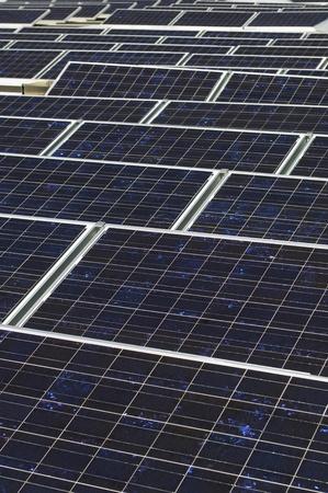 Solar Panels Stock Photo - 12592583