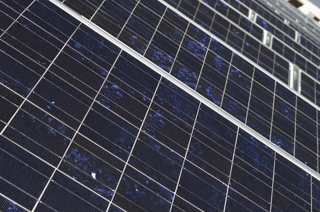 Solar Panels Stock Photo - 12592584