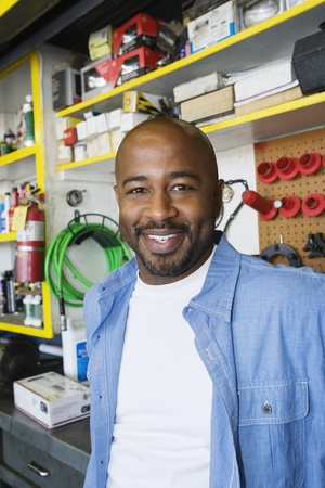 40 to 45 year olds: Auto Mechanic