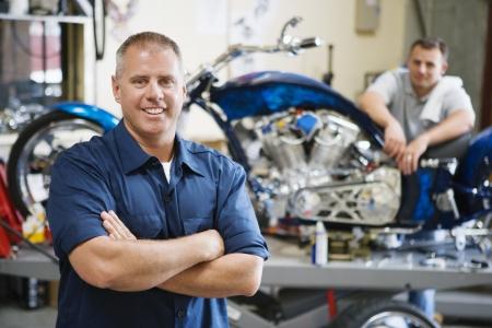 motorcycle repair shop: Motorcycle Shop