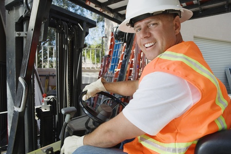 40 to 45 years old: Forklift Driver